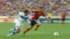 Video «Confed Cup: Rückblick auf Spanien-Italien» abspielen