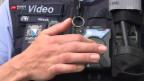 Video «Bodycams sorgen für neue Diskussionen» abspielen