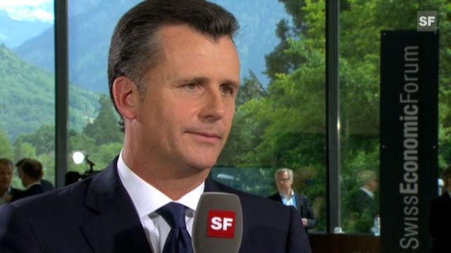 Interview mit Philipp Hildebrand, SEF 2012