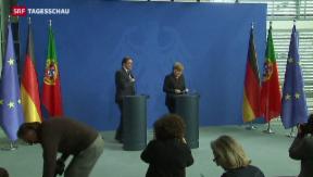 Video ««Das ist ein eklatanter Bruch des Völkerrechts»» abspielen