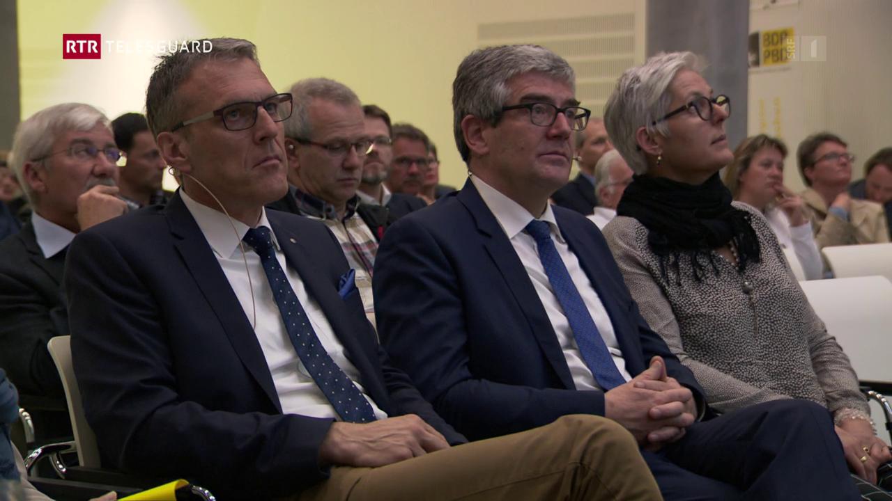 PBD nominescha candidats per las elecziuns da la regenza 2018
