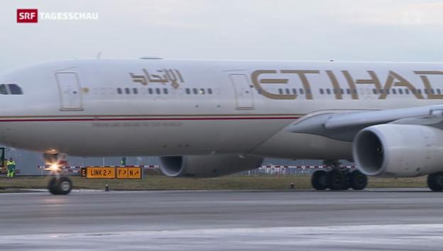 Video «Etihad attackiert die etablierten Airlines» abspielen
