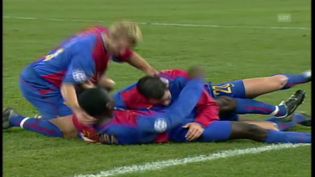Video «Highlights Basel-Liverpool» abspielen