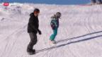 Video «Traumwochenende: Die Berge locken» abspielen