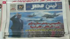 Video «Ägypten und Libyen rächen Enthauptungen» abspielen