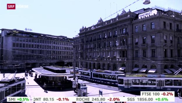 Video «SRF Börse vom 09.02.2015» abspielen