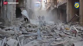 Video «Hunderttausende Menschen in Aleppo in Gefahr» abspielen