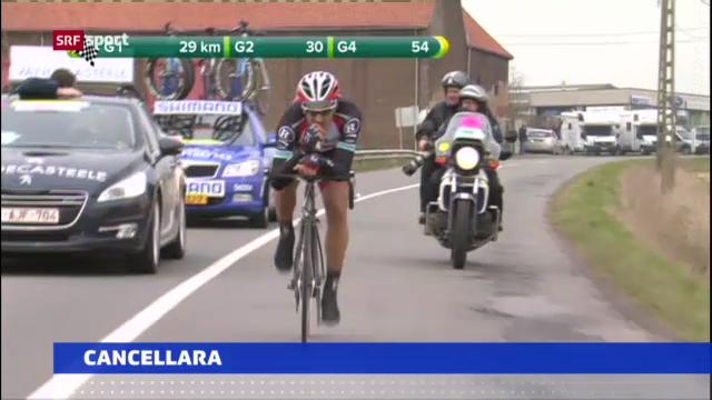 Rad: Cancellara gewinnt E3-Preis in Harelbeke