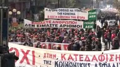 Video «Marodes Griechenland» abspielen