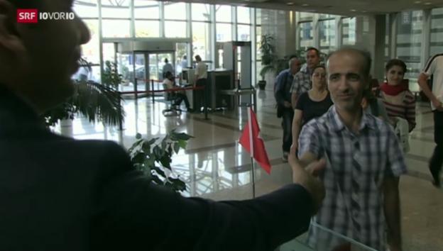 Video «Ansturm auf Besucher-Visum» abspielen