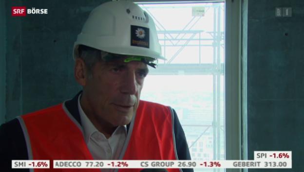 Video «SRF Börse vom 20.08.2015» abspielen