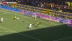 Video «YB schlägt den FCZ» abspielen