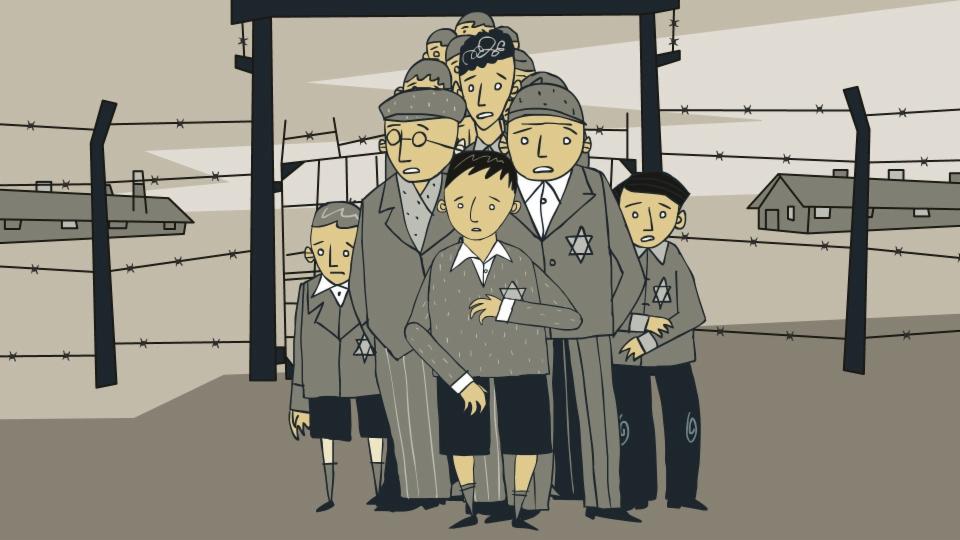 Die Kinder des Holocaust
