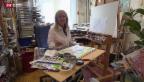 Video «Tochter Simone erinnert sich an Hans Erni» abspielen