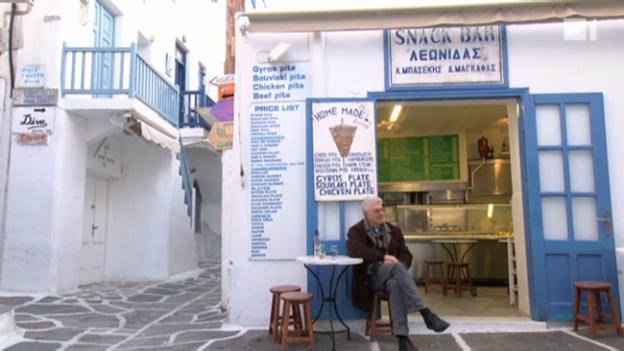 Video «Diese Griechen... - Werner van Gent erklärt die Krise» abspielen