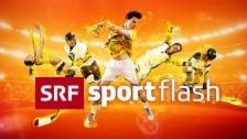 Link öffnet eine Lightbox. Video «sportflash» vom 19.01.2018 abspielen