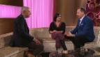 Video «Humorvolle Arbeitsvermittler: Anet Corti und Michel Gammenthaler» abspielen