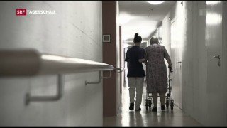 Video «Weiterhin zu wenig einheimisches Gesundheitspersonal» abspielen