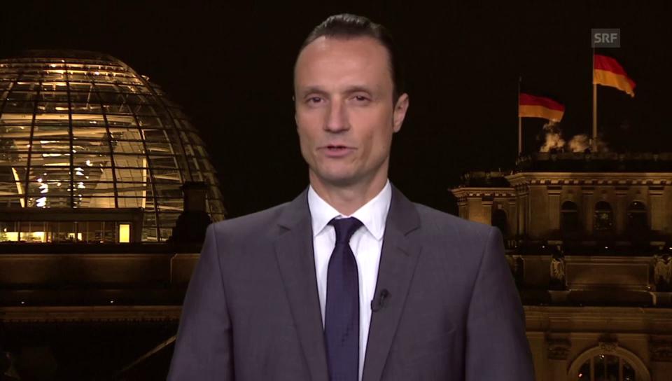 SRF-Korrespondent Adrian Arnold