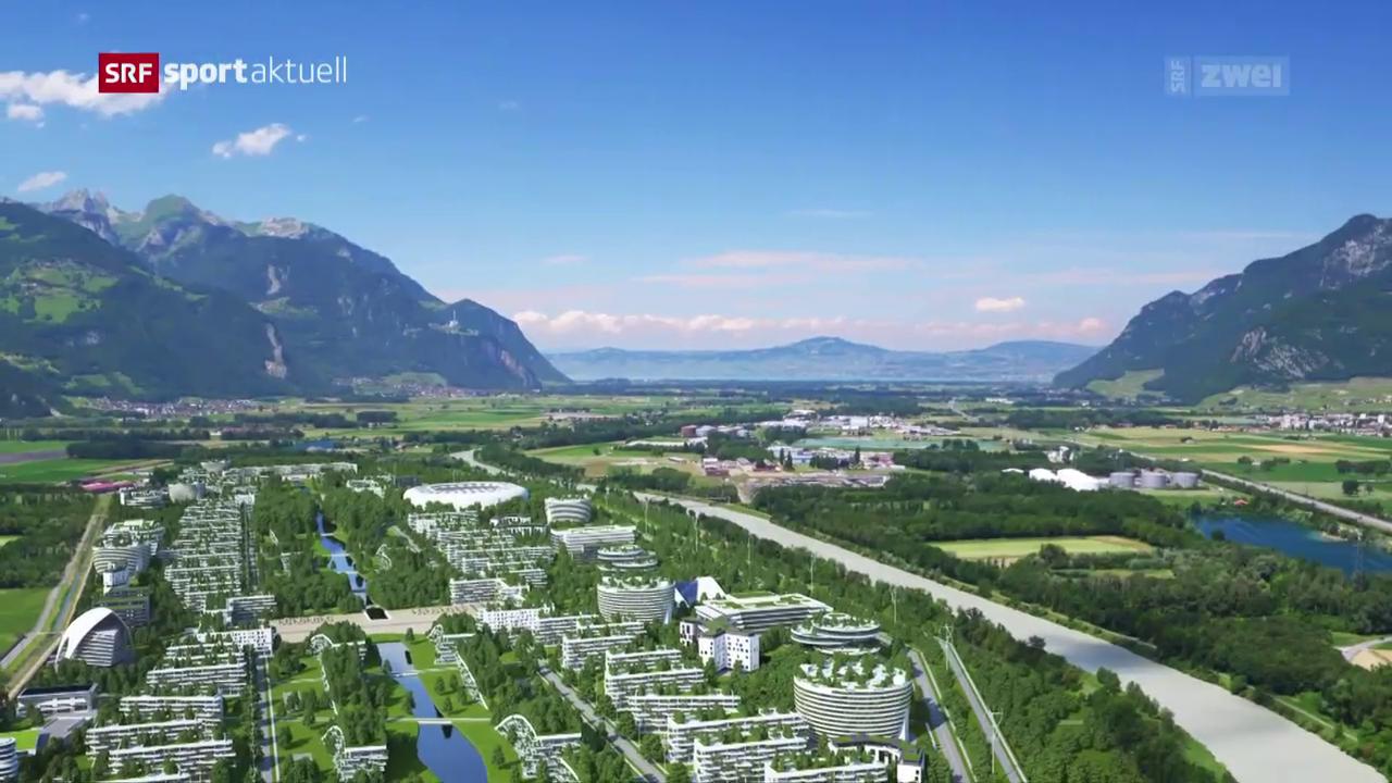 Olympische Spiele: Das Projekt «Sion 2026»