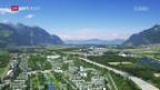 Video «Olympische Spiele: Das Projekt «Sion 2026»» abspielen