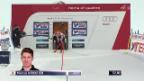 Video «Ski Alpin: Der 2. Lauf von Marcel Hirscher» abspielen