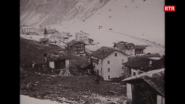 Laschar ir video «Regurdientscha da la crudada da bumbas a Val (Telesguard 22.2.1995)»
