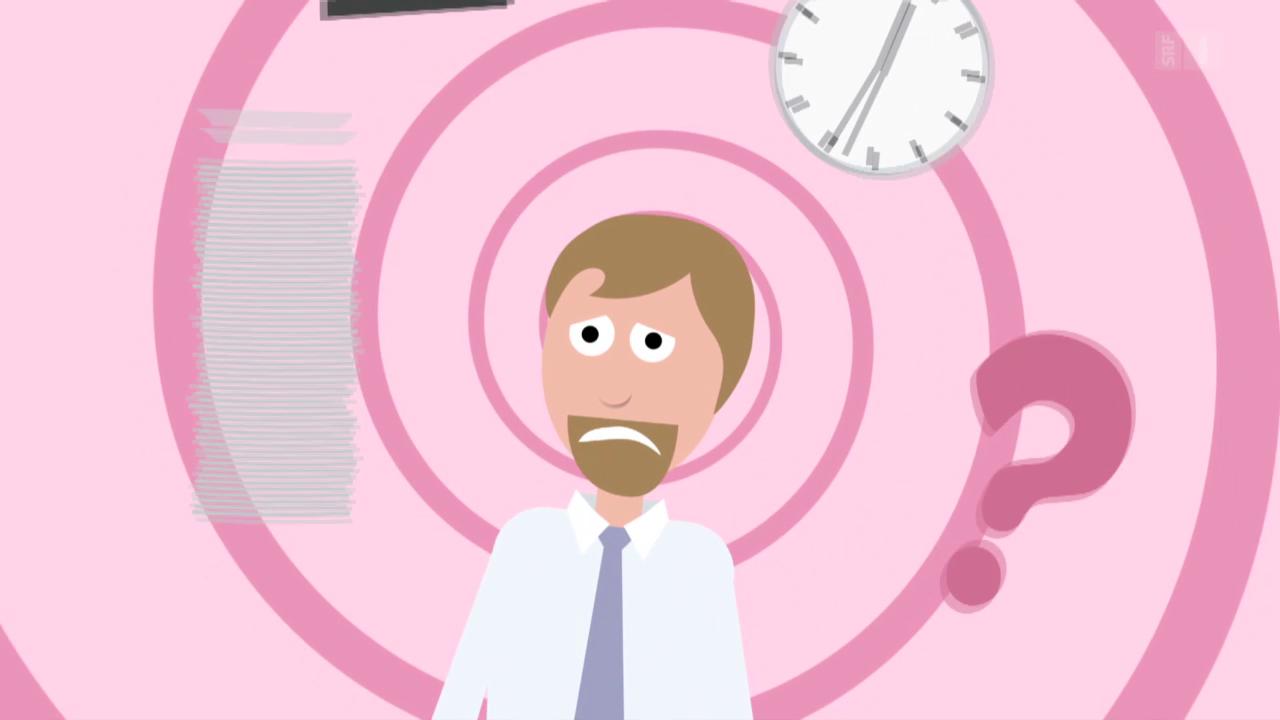 Was beim Stress im Körper passiert