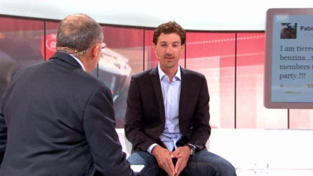 Video «Cancellara über seine jüngsten Erfolge» abspielen