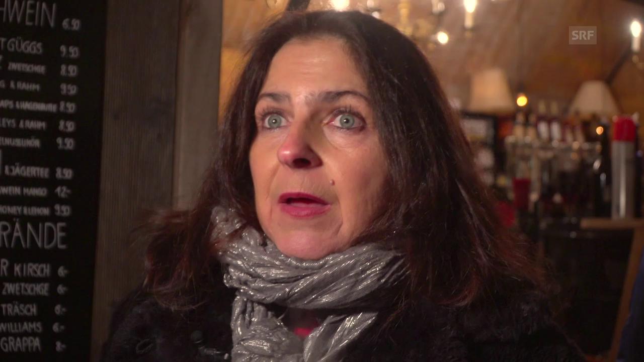 Aromaexpertin Bibi Bigler zum Mandarinenduft