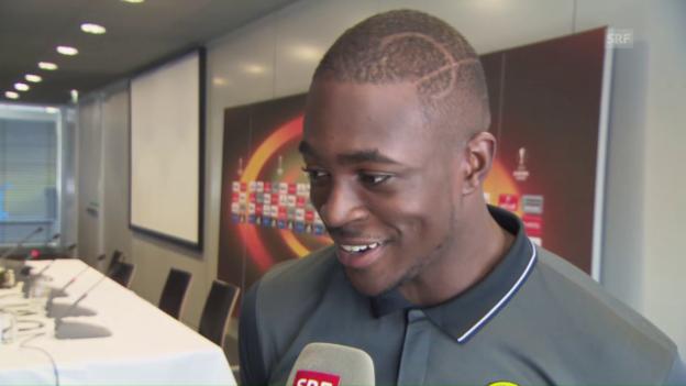 Video «Mvogo: «Es wird keine leichte Aufgabe»» abspielen