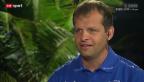 Video «WM: Gespräch mit Nati-Leistungsdiagnostiker Markus Tschopp, Teil 2» abspielen