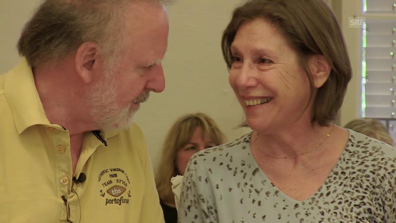 Peter, Sue & Marc im «DOK»-Film