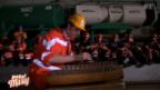 Video «Sennsationell: Im Gotthard-Tunnel» abspielen