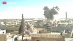 Video «Syrien will an Friedenskonferenz teilnehmen» abspielen