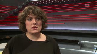 Video «Patti Basler: Slam-Poetin in der «Arena»» abspielen