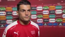 Video «Xhakas Rezept gegen Andorra» abspielen
