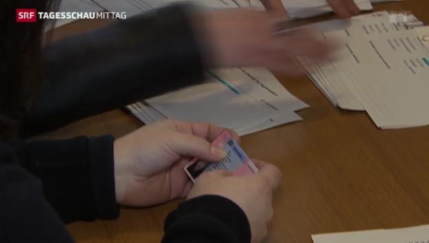 Video «Nationalrat will Einbürgerungen nicht erleichtern» abspielen