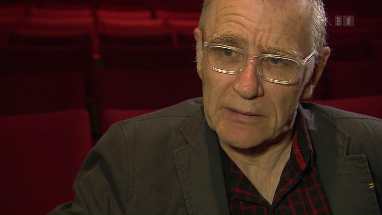 Beim Kabarett-König: Joachim Rittmeyer feiert Bühnenjubiläum