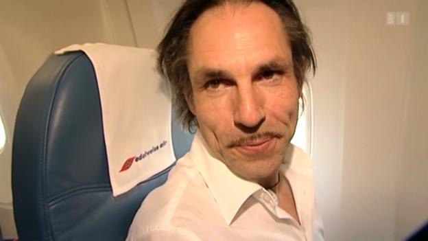 Video «Freddy Nock: Der Hochseilartist hat Flugangst» abspielen