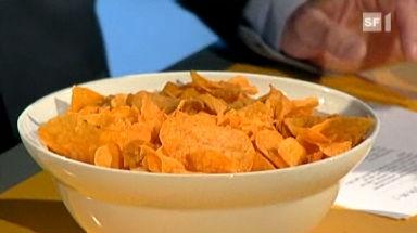 Video «Chips im Test: Knabbern mit gutem Gewissen» abspielen