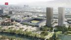 Video «Zürich bekommt das neue Fussballstadion» abspielen
