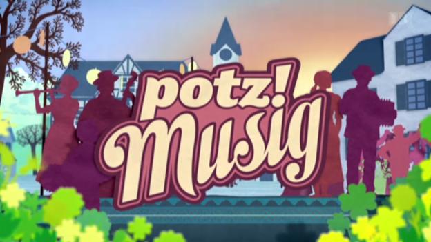 Video ««Potzmusig» vom 02.02.2013» abspielen