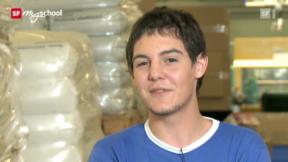 Video «Berufsbild: Kunststofftechnologe EFZ » abspielen