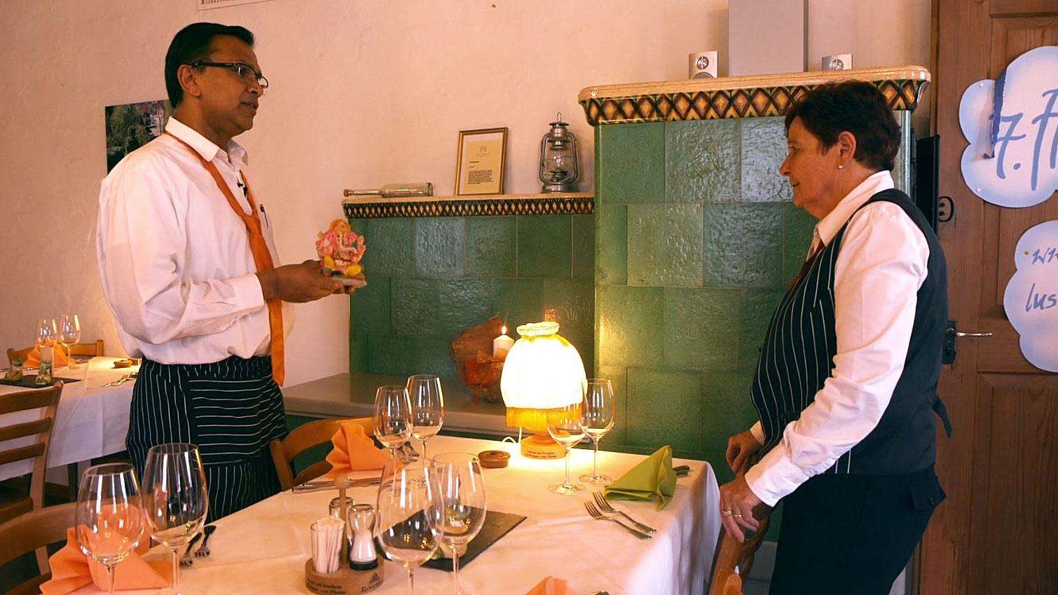 Blickwechsel: Curry statt Cordon bleu (Folge 2)