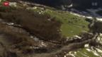 Video «Strassen und Brücken verschüttet» abspielen