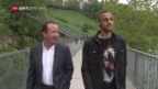 Video «YB-Serie, Teil I: Brégy trifft Sow» abspielen