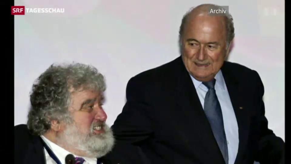 Kronzeuge gegen Blatter