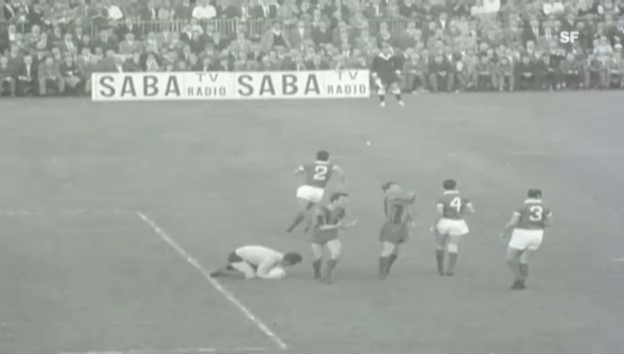 Video «1961: Benfica - Barcelona im Berner Wankdorf» abspielen