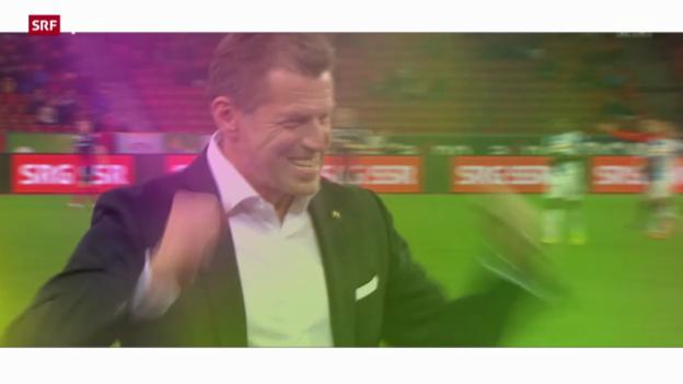 Video «Fussball: Super League, Vorschau Zürich - GC» abspielen